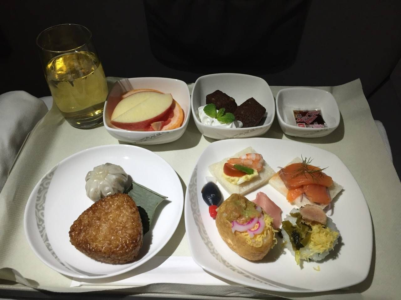 Air China Business Class-013