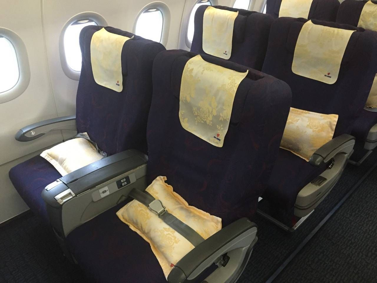 Air China Business Class-02
