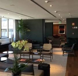 Sala VIP Bradesco Cartões Lounge – Aeroporto de São Paulo (GRU)