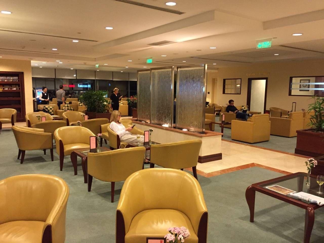 Emirates Lounge Shanghai-016