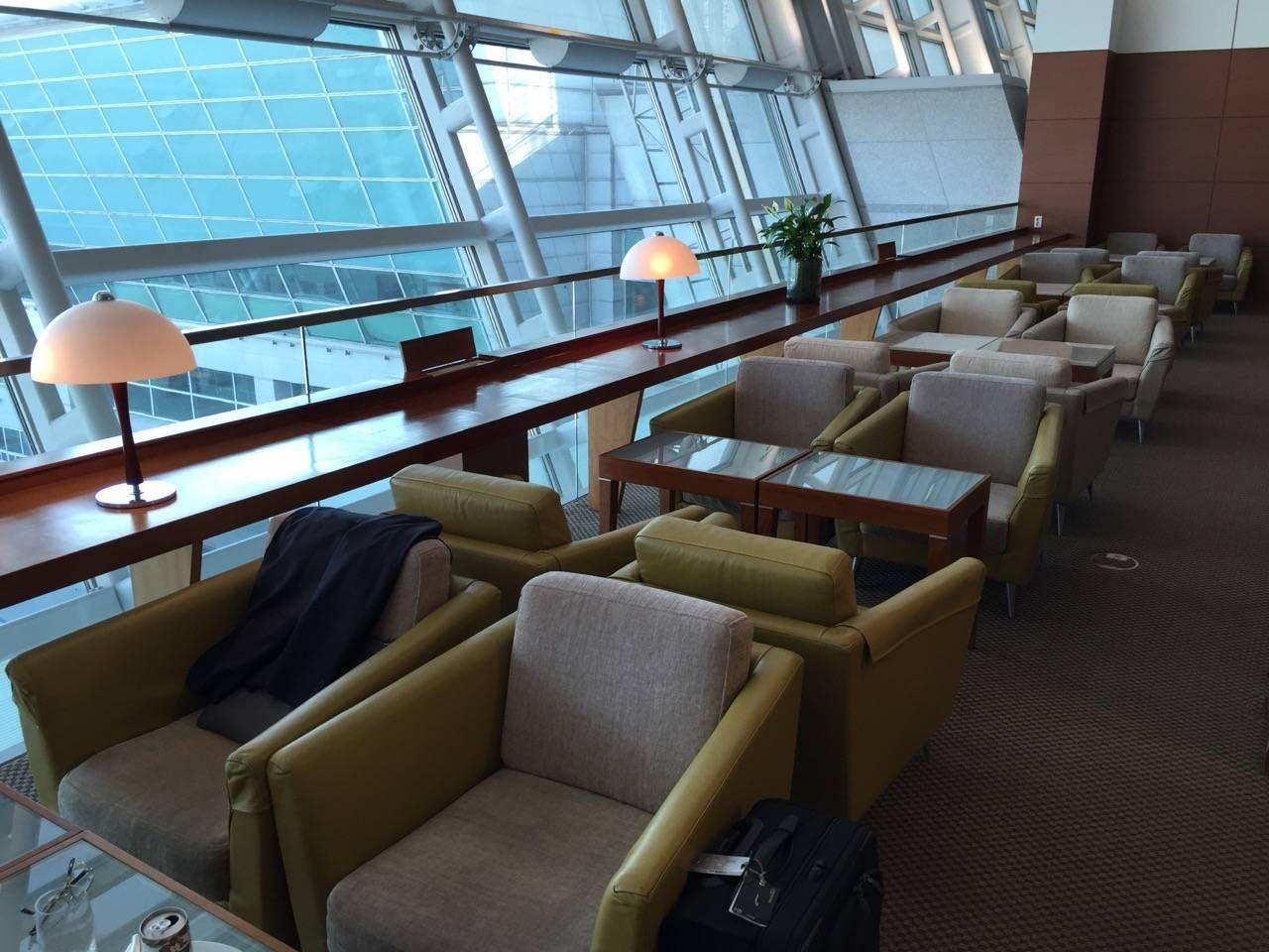 Korean Air First Class Lounge Seoul ICN-020