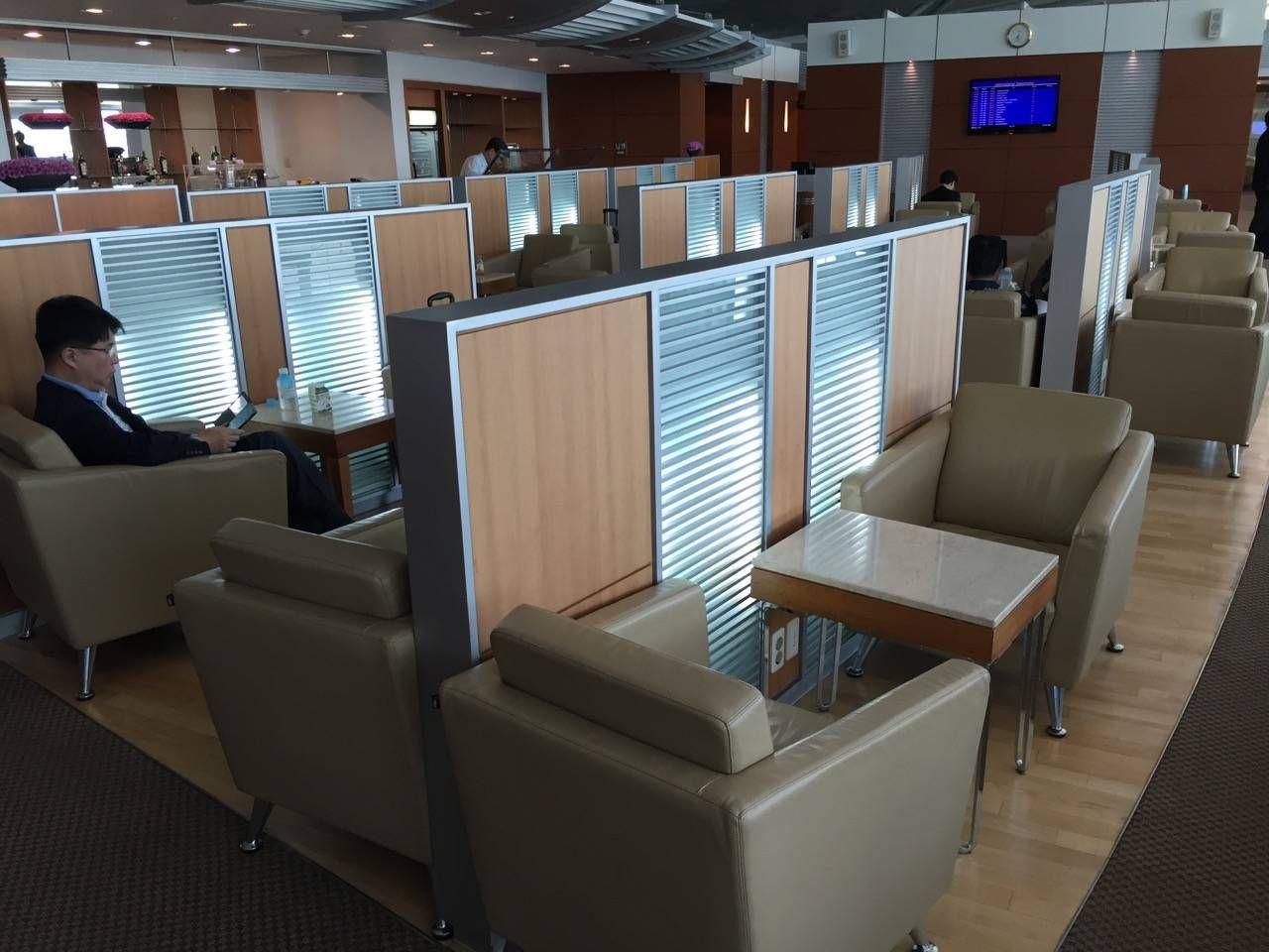 Korean Air First Class Lounge Seoul ICN-021