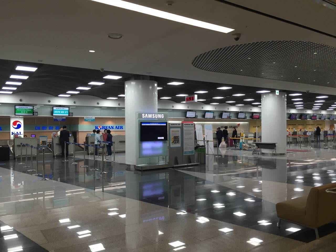 Korean Air First Class Lounge Seoul ICN-05