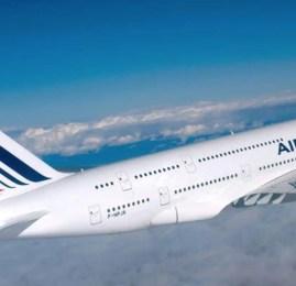 Air France vai diminuir quantidade de vôos para o Brasil