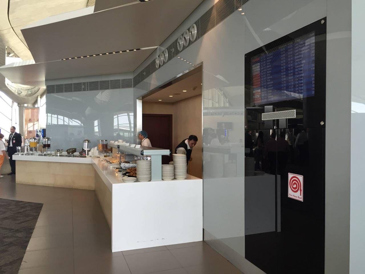 Crowne Lounge Amman -040