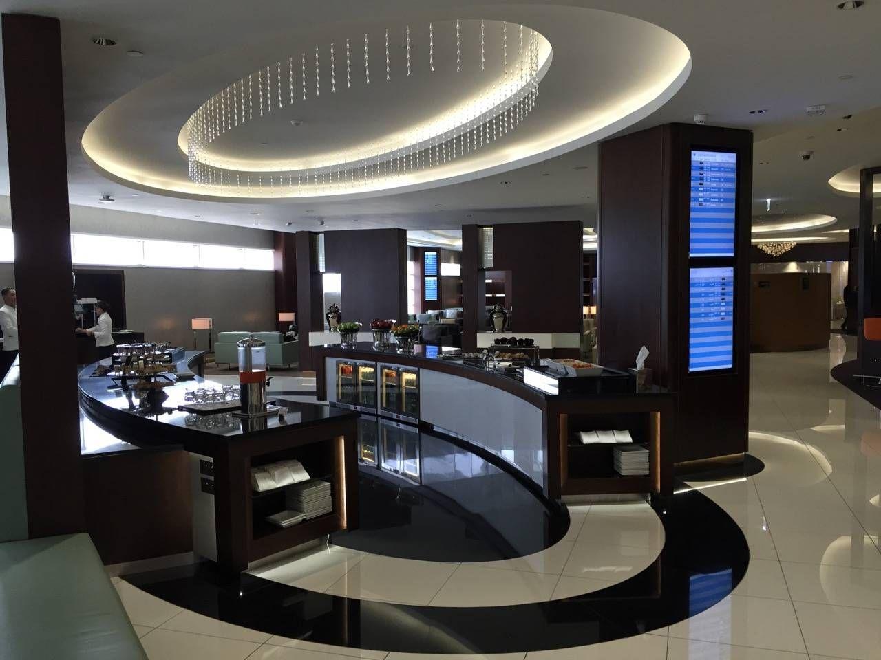 Etihad Premium Lounge-014