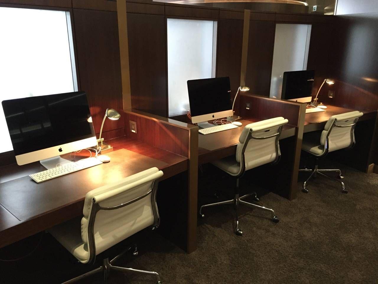 Etihad Premium Lounge-016
