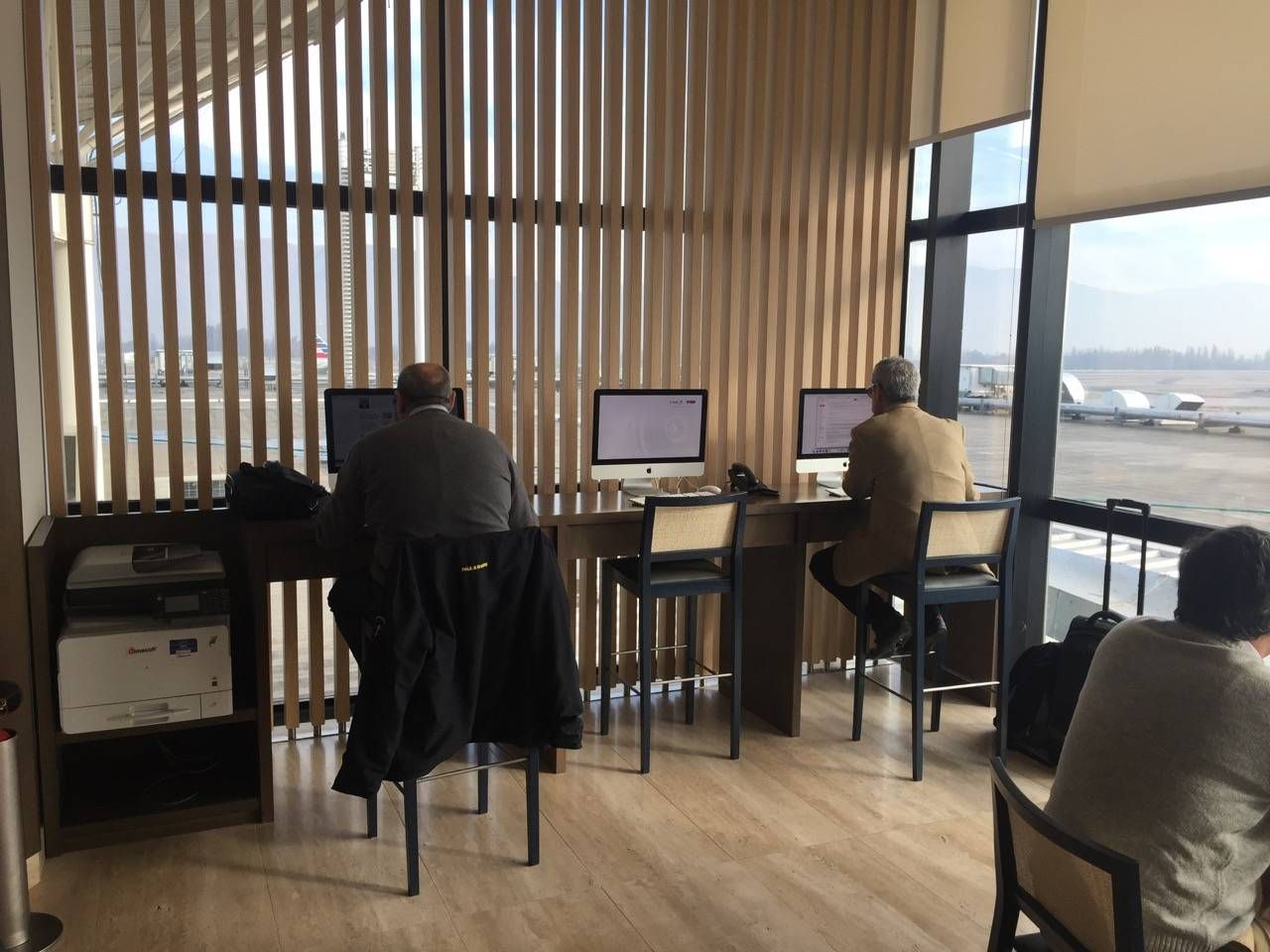 LATAM SCL VIP Lounge-021