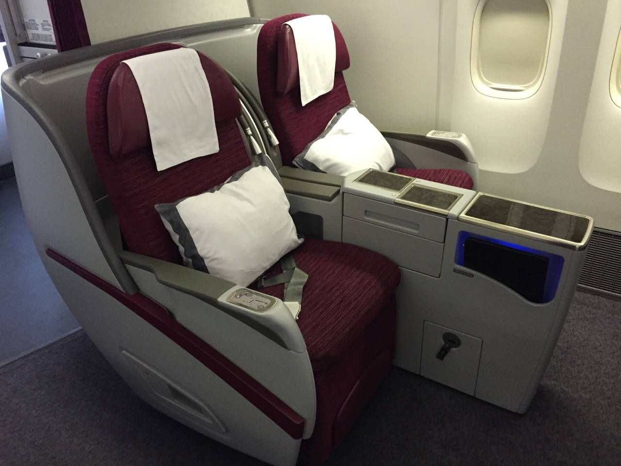 Qatar Business B777-300ER -017