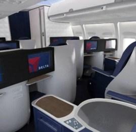 Delta vai voltar a operar o B757 na rota para Brasilia