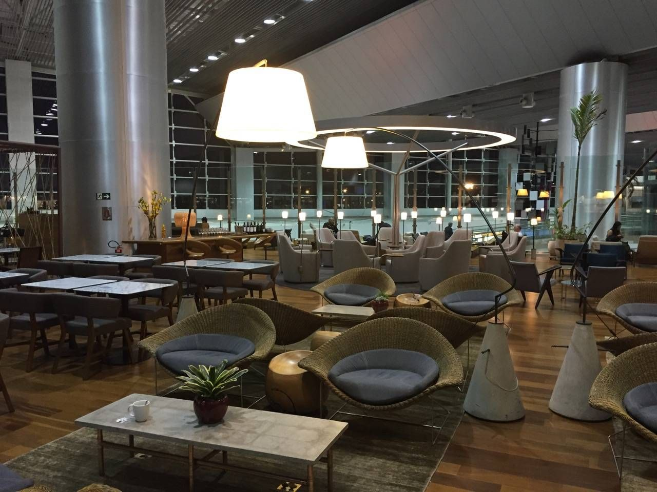 Star Alliance Lounge GRU-020