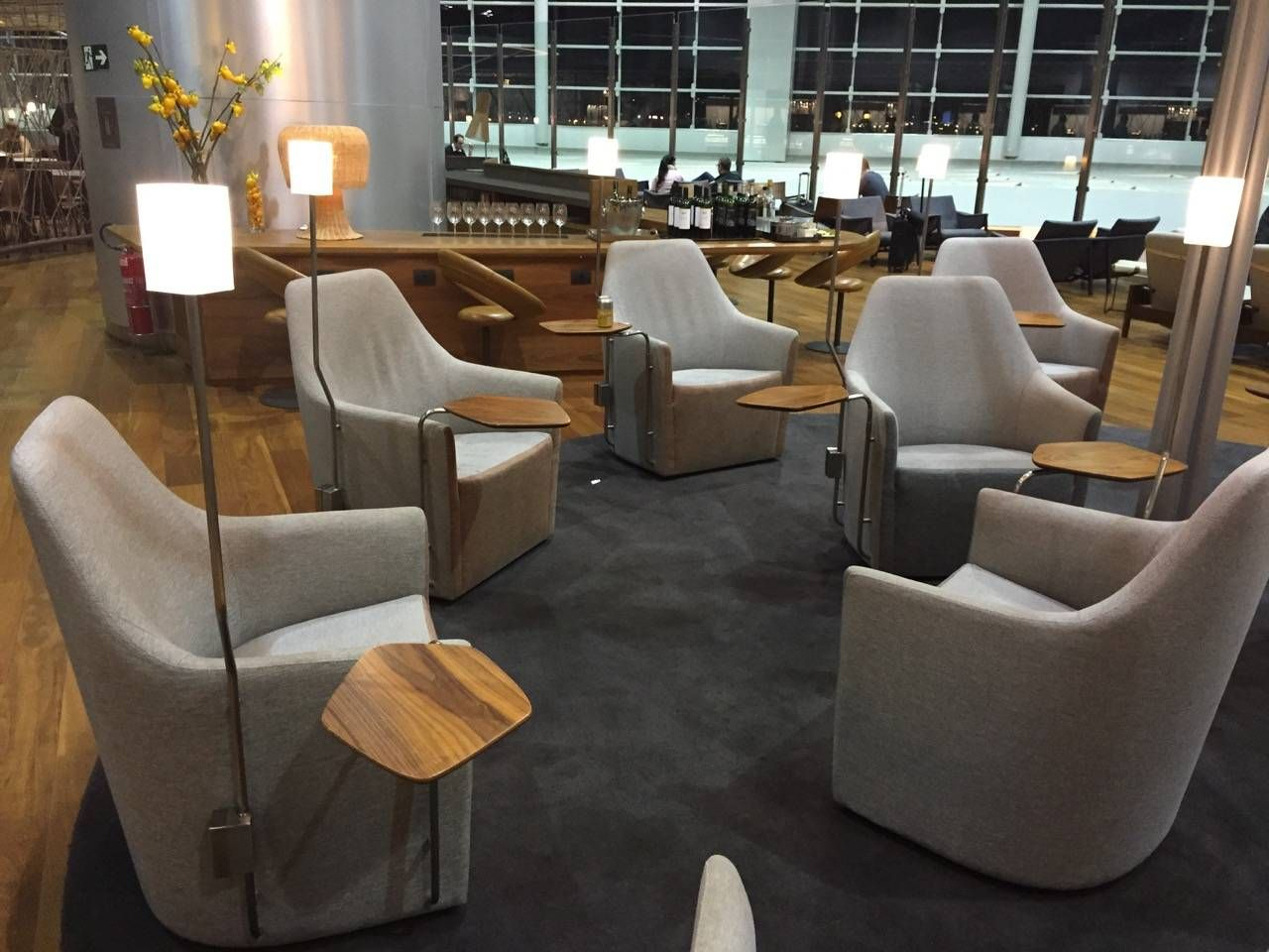 Star Alliance Lounge GRU-023