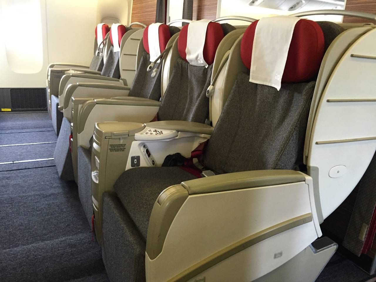 TAM B777 Executiva Business Class-012