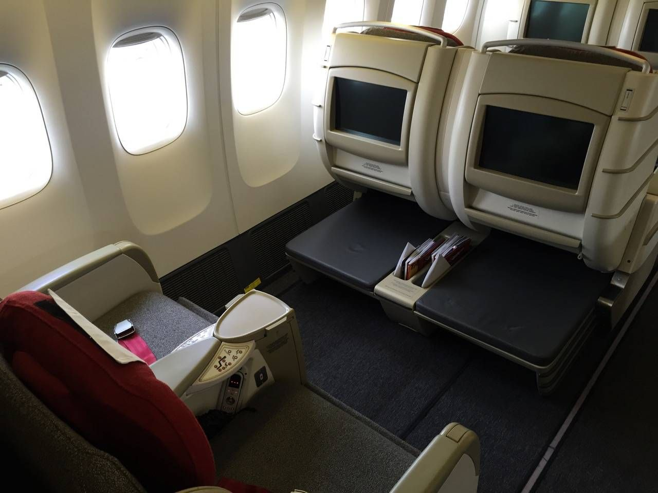 TAM B777 Executiva Business Class-08