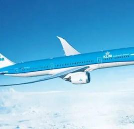 KLM vai operar B787 para o Rio de Janeiro ainda este ano