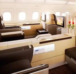 Nova qualidade Lufthansa agora disponível em todos os voos de e para o Brasil