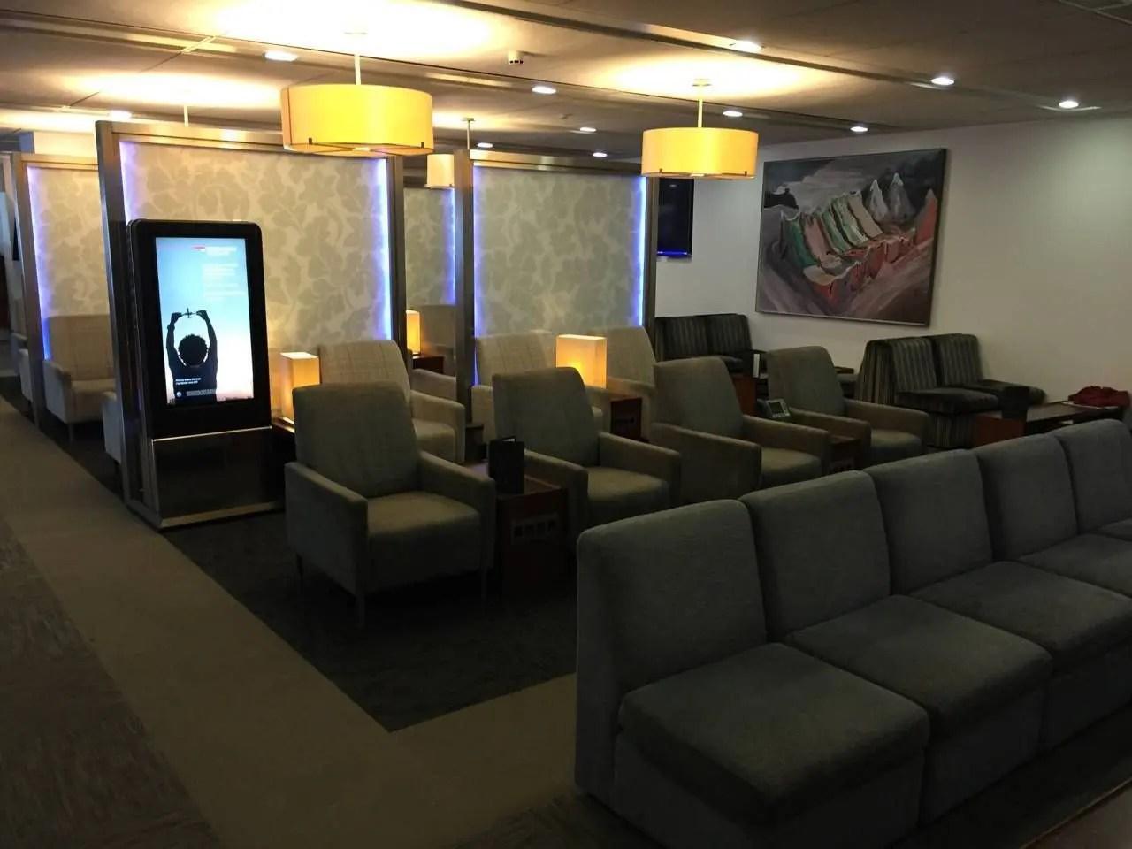 British Airways Galleries Lounge T3-017