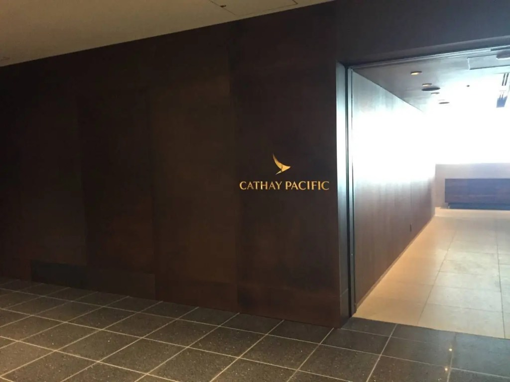Cathay Pacific Lounge Haneda Tokyo-024