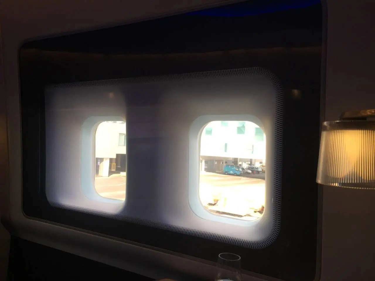 Primeira Classe da British Airways First Class B747-028
