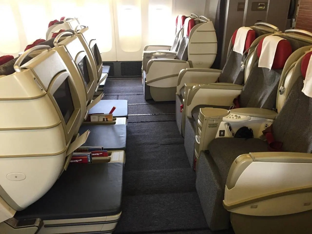 TAM B777 New Business Class Executiva-011