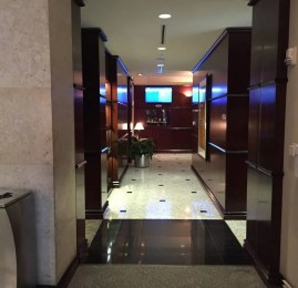 Sala VIP United Club – Aeroporto de Fort Lauderdale (FLL)