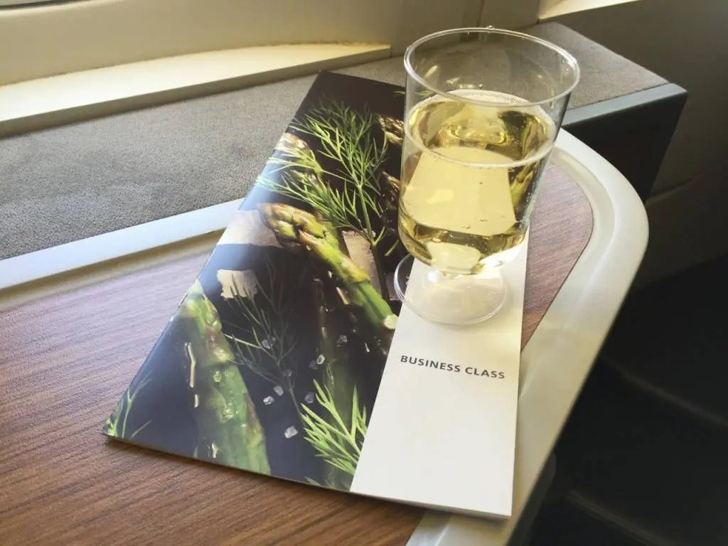 American Airlines B777-Business Class-019