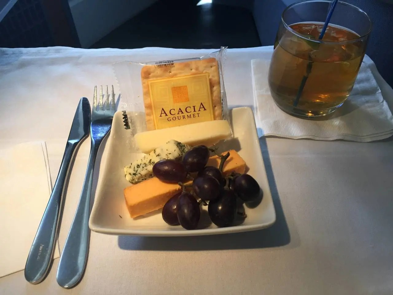 American Airlines B777-Business Class-033