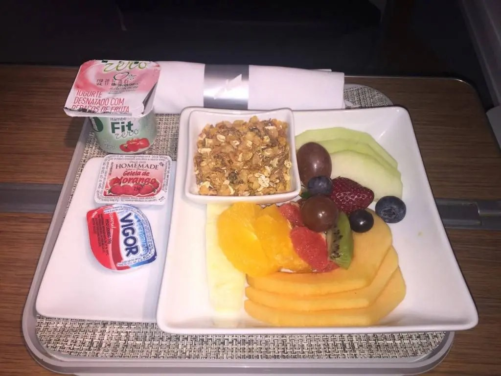 American Airlines B77W Business Class-040
