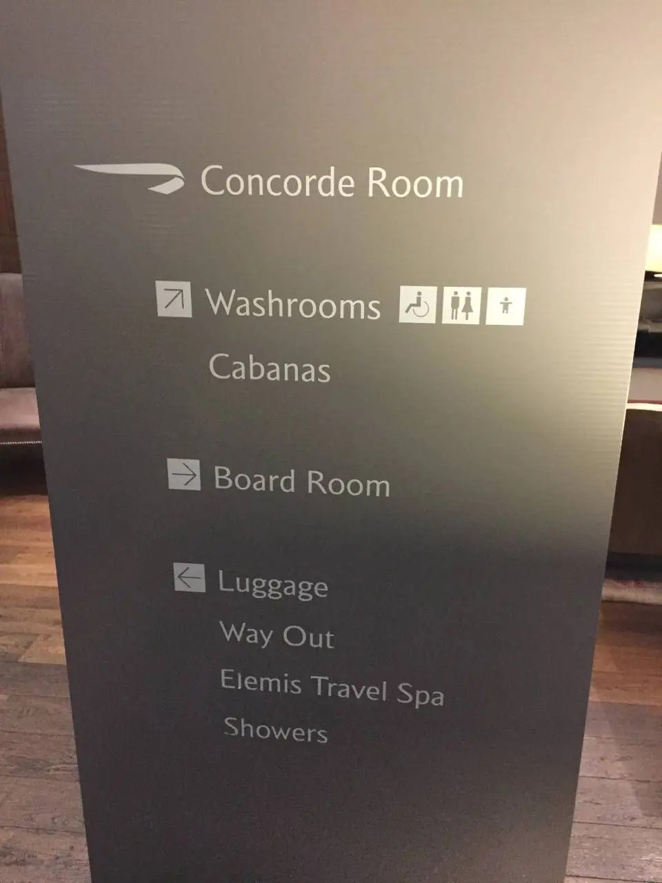 Concorde Room London Heathrow-039