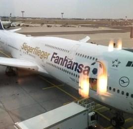 Lufthansa oferecerá internet banda larga em voos de curta e média distância a partir de 2016