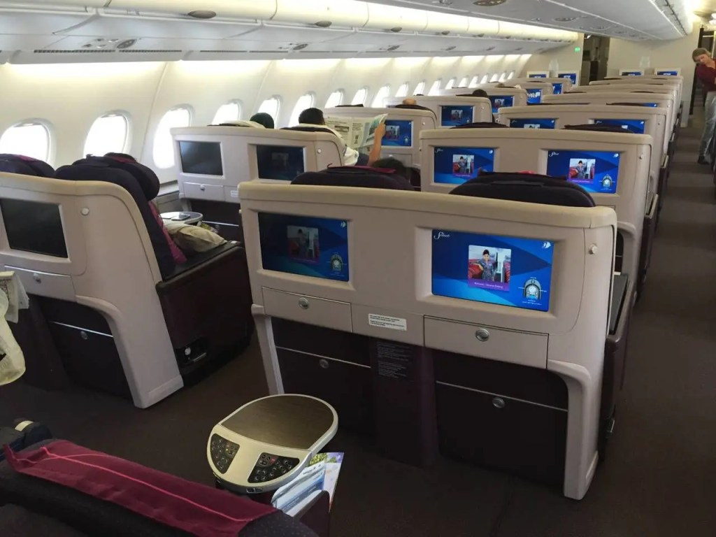 Malaysia Airlines A380 First Class-049