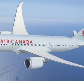 Air Canada adiciona África e quatro novas cidades europeias para expandir sua rede internacional no Verão de 2016