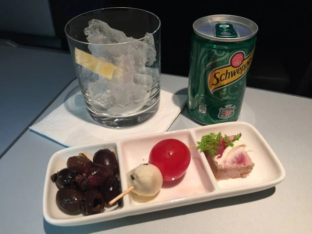 Aer Lingus A330 Business Class - 1
