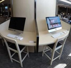 Sala VIP Plaza Premium Lounge – Aeroporto de Hong Kong