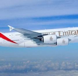 Emirates operará voo único com A380 para São Paulo