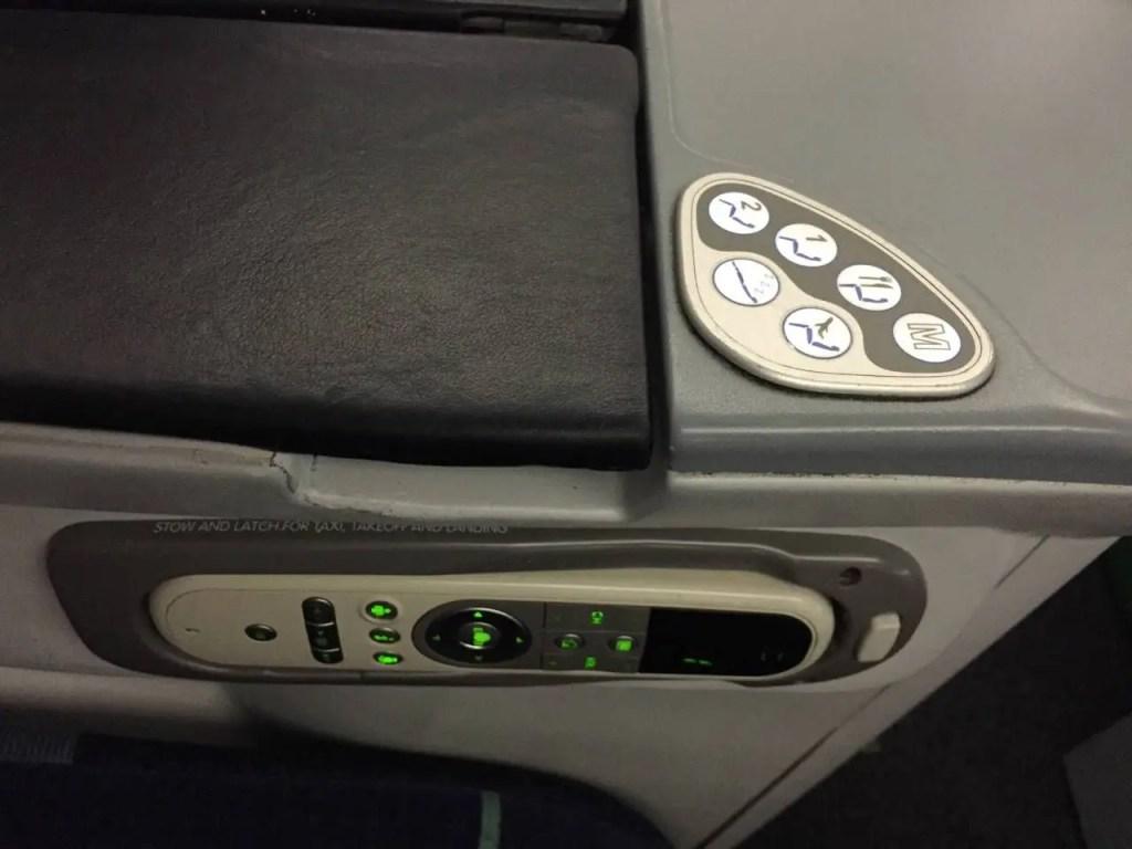 TAP A330 Business Class - 2