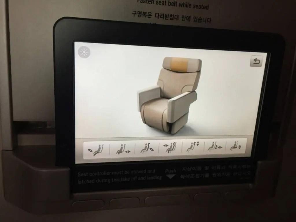 Asiana First Class A380-050