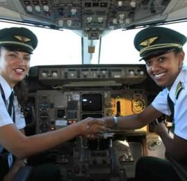 Ethiopian Airlines teve um vôo operado somente por mulheres