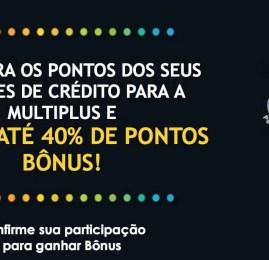 Multiplus Fidelidade oferece 40% de bônus nas transferência de pontos do Banco do Brasil