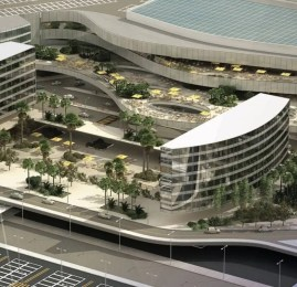 Aeroporto de Brasília anuncia a primeira Cidade Aeroportuária da América do Sul