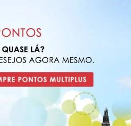 Multiplus agora permite a compra de até 100.000 pontos por ano pelo site