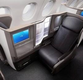 Como usar suas milhas da American Airlines para fazer upgrade na British e Iberia