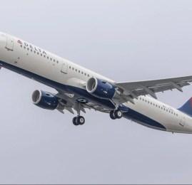 Delta encomenda novas aeronaves A321