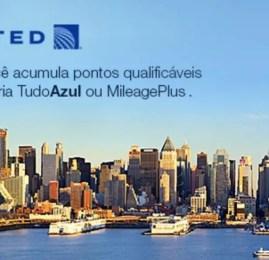 Azul e United Airlines ampliam vantagens para clientes frequentes
