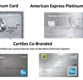 Cartões American Express Platinum Credit deixarão de fazer parte do Membership Rewards