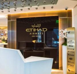 Etihad Airways inaugura lounge no aeroporto de Los Angeles