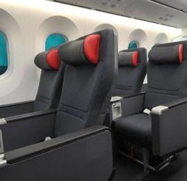Air Canada vai começar a operar Premium Economy para o Brasil
