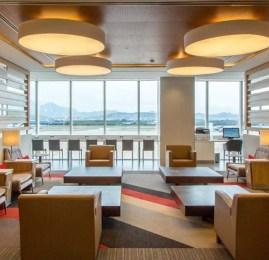 American Airlines inaugura sua sala vip Admirals Club no RIOgaleão