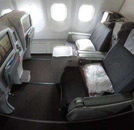 Classe Executiva da Avianca no A330 – Bogotá para Miami