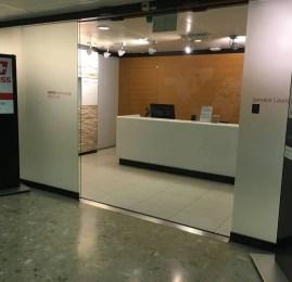 Sala VIP Swiss Senator Lounge – Aeroporto de Geneva (GVA)